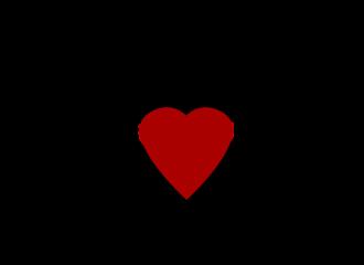 Liefde maakt blind. Behalve voor typefouten.